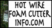 Hot Wire Foam cutter Info
